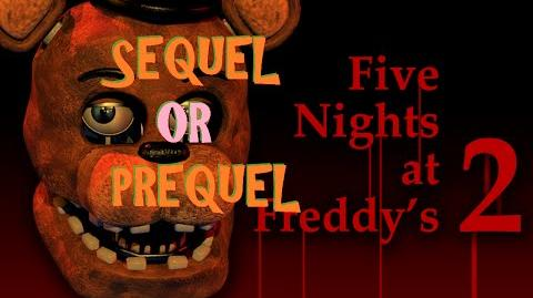 IS FNAF 2 Prequel or Sequel ? Facial Recognition in 1987 ? Answer Here! Video Response 5!