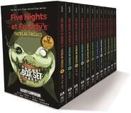 Fazbear Frights Box Set 2 Fixed Colors and Titles