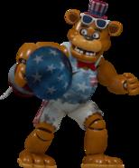 FNaF AR - Firework Freddy - Glimpse 2