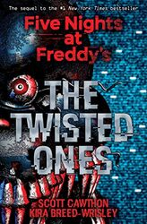 Five Nights at Freddy's The Twisted Ones - Portada.jpg