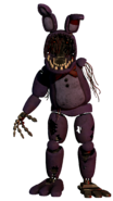 Help Wanted Withered Bonnie Render