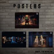 AR Posters