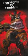 Twisted Freddy - Poster