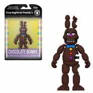 Chocolate Bonnie Action Figure
