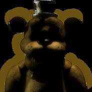 FNaF2 - Golden Freddy Cutscene