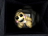 FNaF 2 - Left Air Vent (Toy Chica)