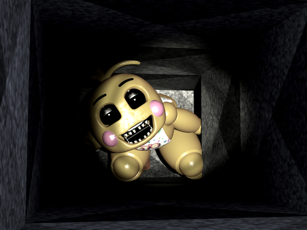 FNaF 2 - Left Air Vent (Toy Chica).jpg