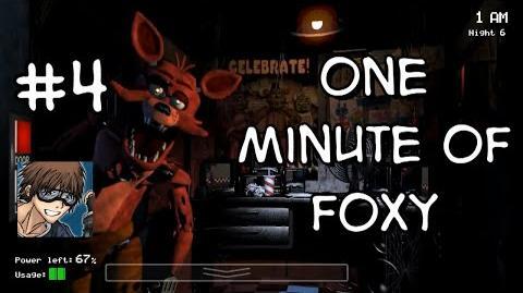 One Minute of Foxy Night 4