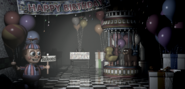 FNaF 2 - Game Area (Balloon Boy)