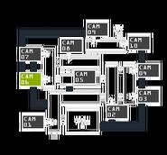 FNaF3 - Mapa (CAM 06)