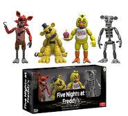 FNaF Collectible Figurine Set 2