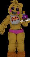 FNaF HW - Toy Chica - Cam 04