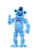 FNaF AR - Freddy Frostbear 2 (Mercancía - Sticker)