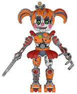 Scrab-Baby-FNAF-Action-Figure