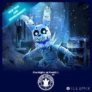 Teaser Frost Plushtrap