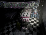 FNaF 2 - Party Room 2 (Toy Bonnie)
