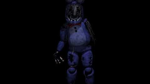 Withered Bonnie All Voice Lines Ultimate Custom Night-3