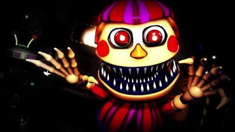 Nightmare Balloon Boy's Universe
