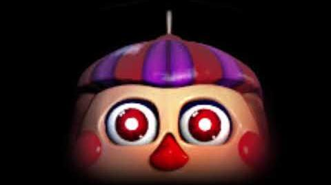 Suppertime sung by Nightmare Balloon Boy