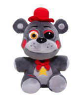 Funko fnaf 6 lefty plush png by superfredbear734-dcrlq7y