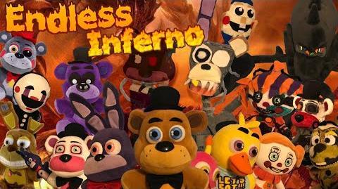 Fnaf Plush - Endless Inferno (Fnaf Plush Full Movie)