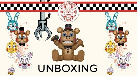 Five Nights at Freddy's Arcade Vinyl Unboxing!