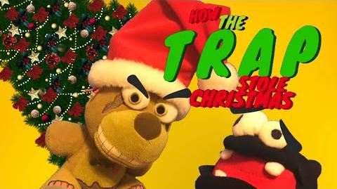 Fnaf Plush How The Trap Stole Christmas!