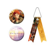 Omdo asahi badge set