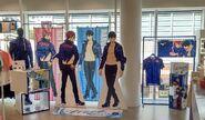 Mizuno olympics display 5