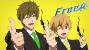 Free! Eternal Summer ENDING FUTURE FISH (HD)