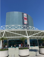 Anime Expo 2014 & 2015- Los Angeles venue exterior