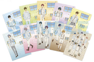 CM89 - High☆Speed! - Clear file collection