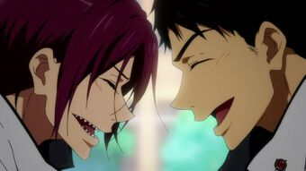 Rin Matsuoka Relationships Free Wiki Fandom Instead of swimming you do diving, the adrenaline and excitement of hitting to water makes your day. rin matsuoka relationships free wiki