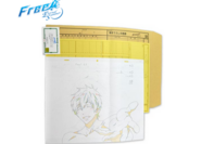 Anime Expo 2015 - Free! ES hand-drawn clean-ups (Makoto ver)