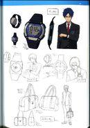 Guidebook Watches Design