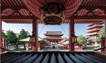 Senjuji-ji Temple, Asakusa