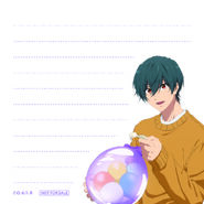 Bday deco ikuya note front