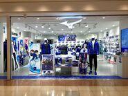 Mizuno olympics display 3