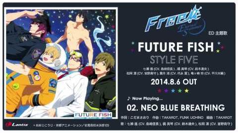 FUTURE FISH (single)