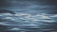Makoto's vision of the ocean
