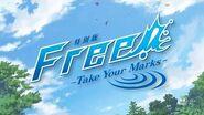 「特別版 Free!-Take Your Marks-」特報