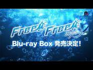 『Free!』『Free!ES』Blu-ray BOX CM