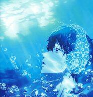 Free! Ever Blue Sounds Cover