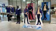 Mizuno olympics display 1