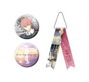 Omdo kisumi badge set