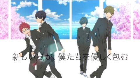 「映画_ハイ☆スピード!-Free!_Starting_Days-」特報第1弾