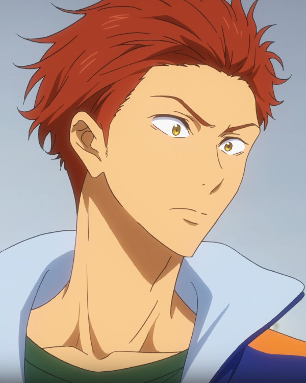 Seijuro Mikoshiba Free Wiki Fandom He is a freestyle and butterfly swimmer for the samezuka academy swim team and is made team captain after seijuro. seijuro mikoshiba free wiki fandom