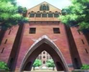 Samezuka gate
