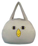 Plush satchel
