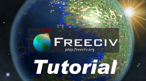 FreeCiv Tutorial Part 1